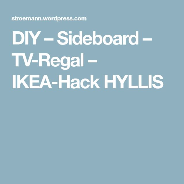 Die besten 25+ Sideboard ikea Ideen auf Pinterest Ikea sideboard - neue küche ikea
