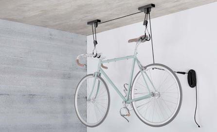 M s de 25 ideas incre bles sobre ruedas de bicicleta en - Guardar bicicletas en poco espacio ...
