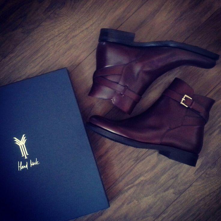 #yanko #yankoshoes #handmade #yankoWMNS #women #woman #fashion #fashionlover #style #instafashion #classic #shoes #shoe #shoecare #patine #patinepl #luxury #schuhe #shoeporn #shoeslover #shoestagram @patinepl #buty #butyklasyczne #obuwie #boots #vibram #vibramsole #burgundy