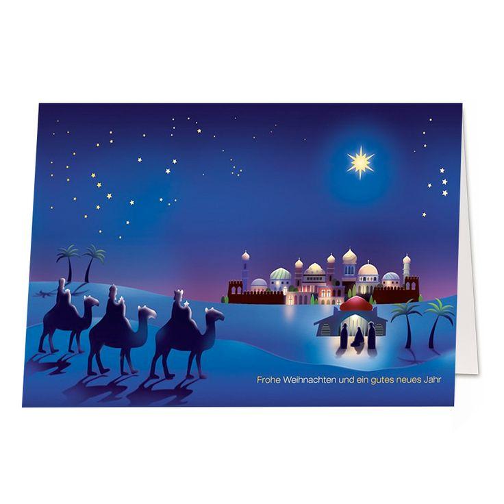 blaue weihnachtskarten weihnachten christmas. Black Bedroom Furniture Sets. Home Design Ideas