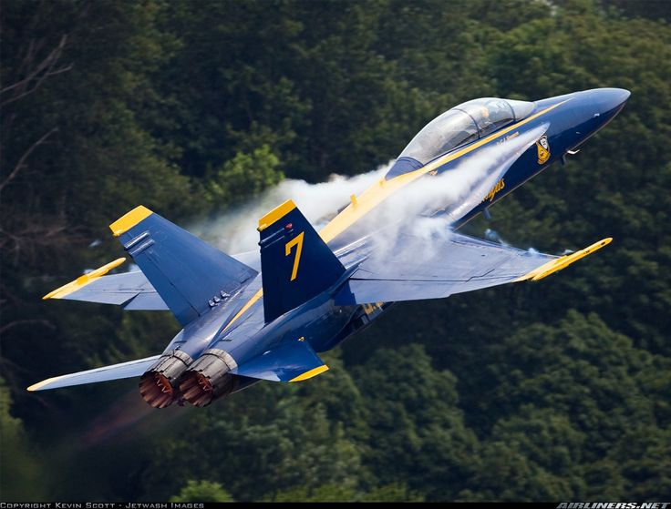 F/A-18 Blue Angel