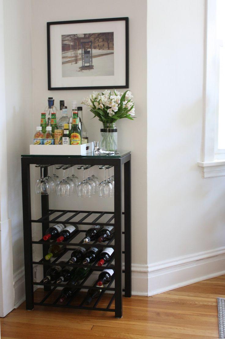 Best 20+ Eclectic bar carts ideas on Pinterest   Tea station ...