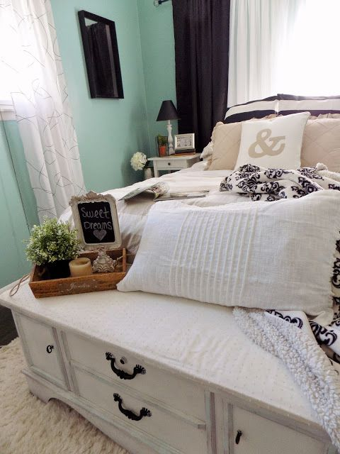 Rustic Glam Master Bedroom Reveal The Quaint Sanctuary Blog Pinterest Rustic