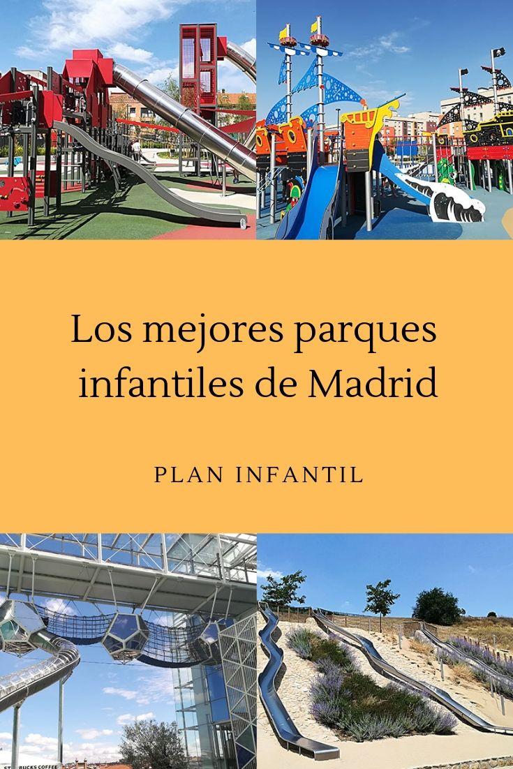 Madrid Con Niños Descubre Los Mejores Parques Infantiles De La Comunidad De Madrid Un Plan Estupendo Para Hacer Con Planes Niños Madrid Parques Madrid Niños