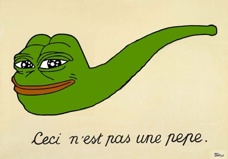 This is not a Pepe
