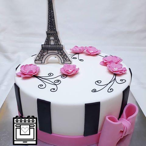 24 Best Eiffel Tower Cake Images On Pinterest Eiffel