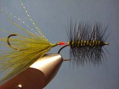 Complete Fisher Forum - Fly Fishing Forum :: View topic - Articulated Bugger