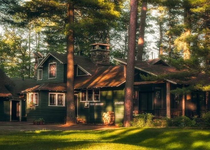 Cabins With Fireplaces In Ny