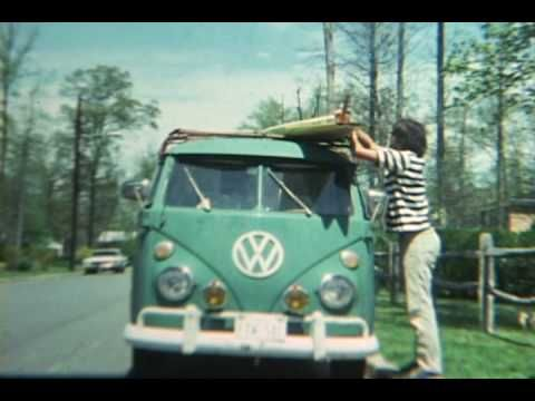 Old Surf Movies: A Hatteras Odyssey, 1975 - YouTube