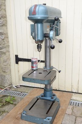 main view meddings bench pillar drill for sale