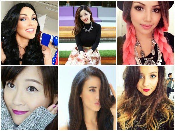 Las 10 youtubers más famosas
