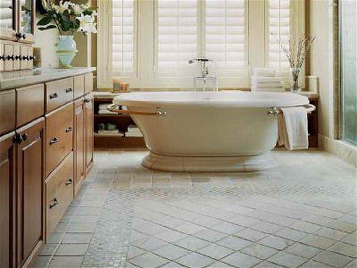 Floor Tile Designs For Bathrooms Design ~ http://lovelybuilding.com/black-and-white-tile-designs-for-bathroom-floors/