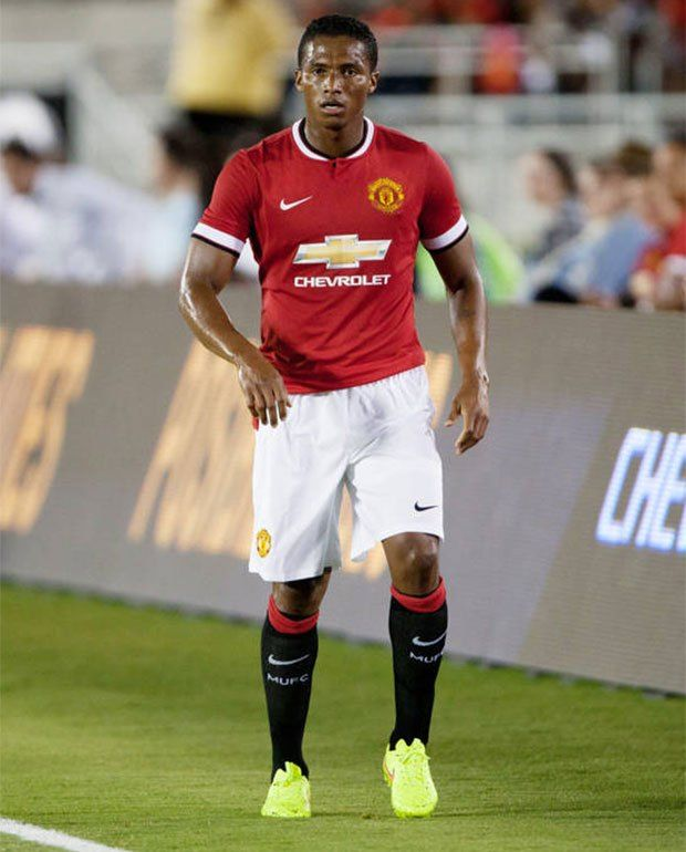 Football - LA Galaxy v Manchester United - Chevrolet Cup - Pre Season Friendly - Rose Bowl, Pasadena, United States of America - 14/15 - 23/7/14 Antonio Valencia - Manchester United Mandatory Credit: Action Images / Brandon Parry EDITORIAL USE ONLY.