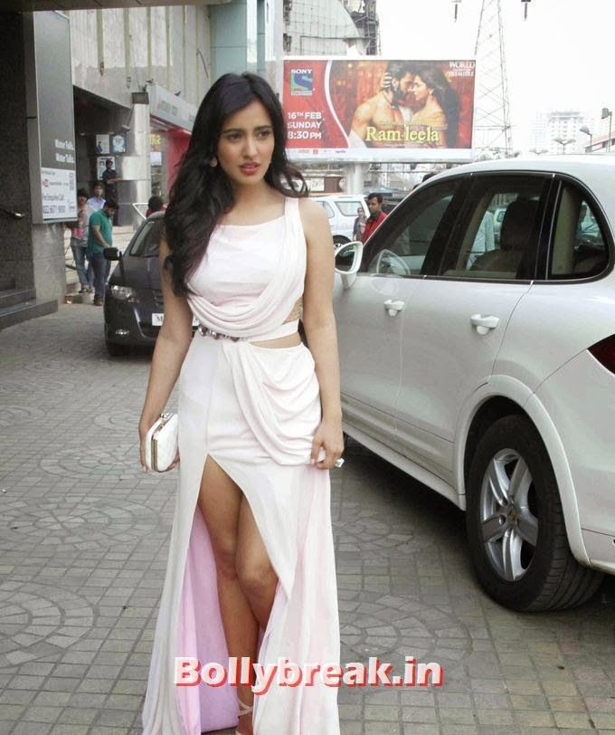 Neha Sharma in Hot Dress at Youngistan Movie Trailer launch