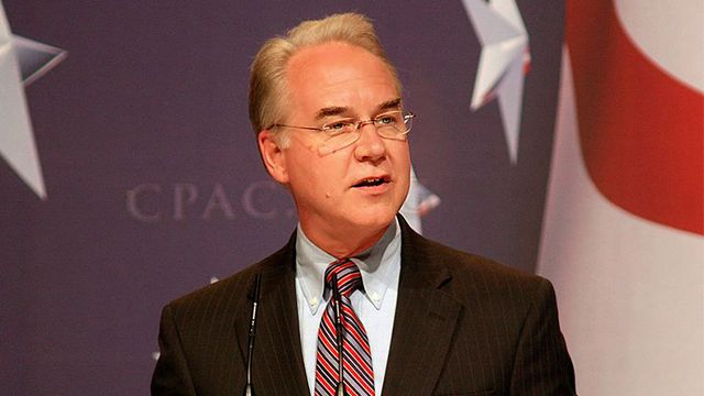 Rep. Tom Price, selected by Donald Trump for HHS Secretary, voted for the DARK Act to keep Americans in the dark about GMOs. START CONTACTING CONGRESS!  http://www.naturalnews.com/056185_Tom_Price_HHS_Secretary_DARK_Act.html#ixzz4RR1wYBr9