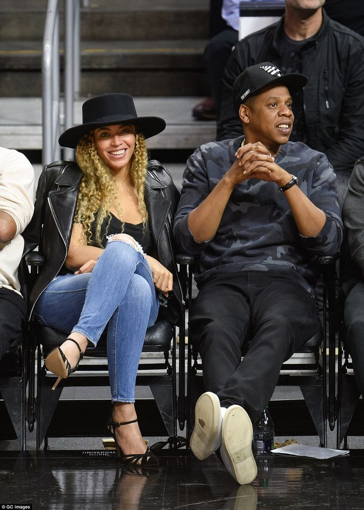 Proud parents:Beyonce and her rapper/business mogul partner Jay Z (real name Shawn Carter) welcomed Blue into the world on January 7 2012