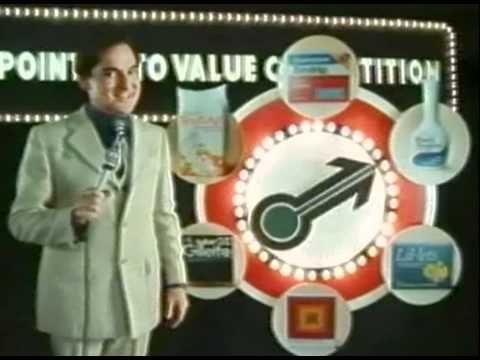 Bob Monkhouse advert