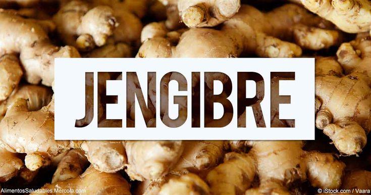 Descubra más sobre los beneficios de la jengibre, propiedades de la jengibre, recetas saludables y más con el fin de enriquecer su alimentación. http://alimentossaludables.mercola.com/jengibre.html