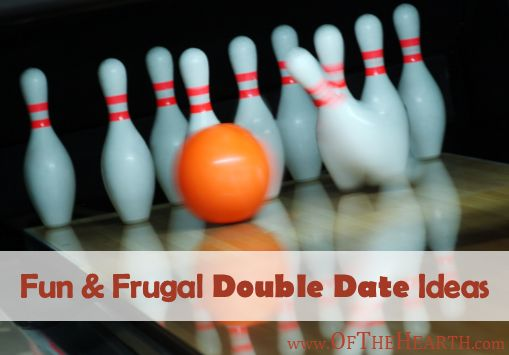 Going on double dates is a great way to spend time with other couples. What activities can you share together? Here are fun and frugal double date ideas.