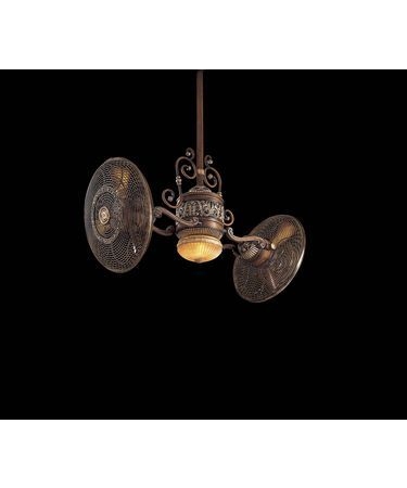 Minka Aire F502 Traditional Gyro Double Ceiling Fan
