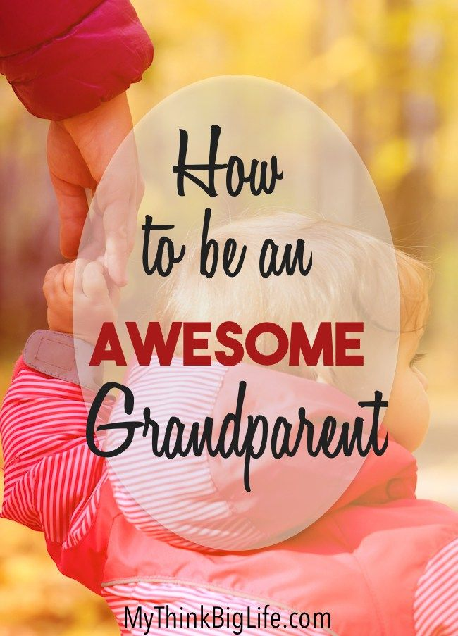 grandparents and grandchildren relationships A new study shows that grandparents and grandchildren have real, measurable effects on each other's psychological well-being long into grandchildren's adulthood.