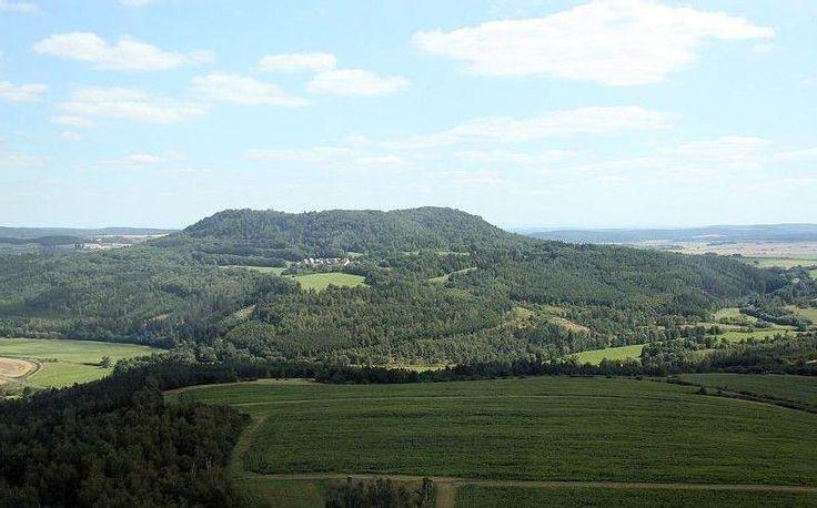 Vladař - okolí Žluic