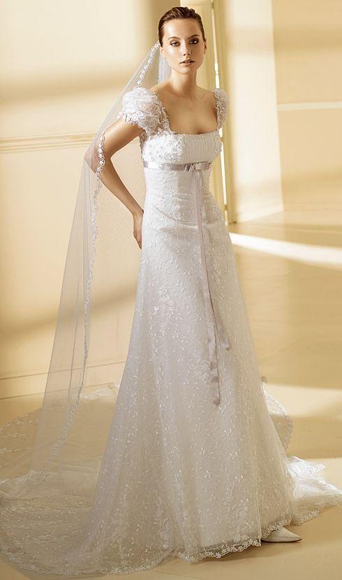 Svatební šaty La Sposa, model Mansion