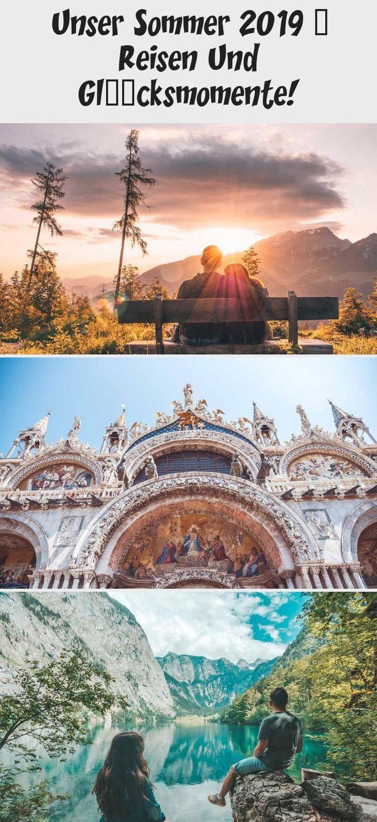 Reisesommer 2019: Unsere schönsten Reiseziele, besten