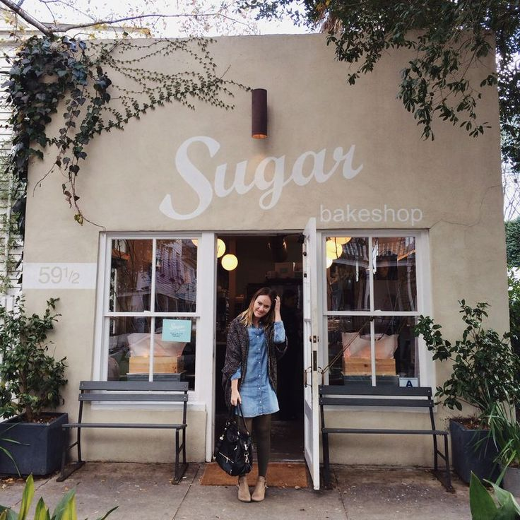 Sugar Bakery in Charleston, South Carolina (click through for a full travel guide!) @elsiecake
