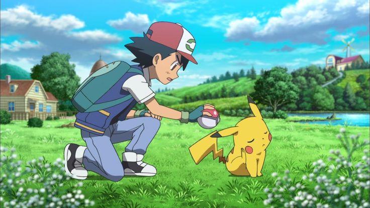 """Pokemon: Pikachu I Choose you"" New Reboot Official Trailer https://www.youtube.com/watch?v=e-aWlbgRjIM #timBeta"