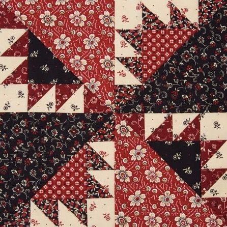 Watch a fast demo of an AWESOME trick to make Kansas Troubles quilt blocks fast and easy! Lesson sponsored by Quilting Treasures.