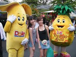 Banana Dole character - Google 検索