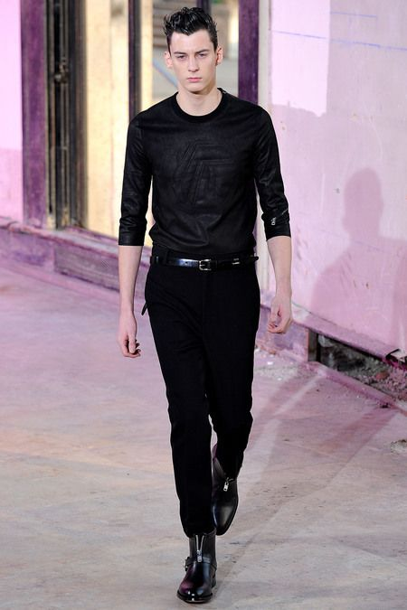 Philip Lim Fall 2013 Style File Men Pinterest