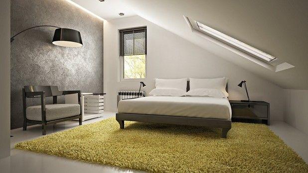 Sypialnia na poddaszu ;-)