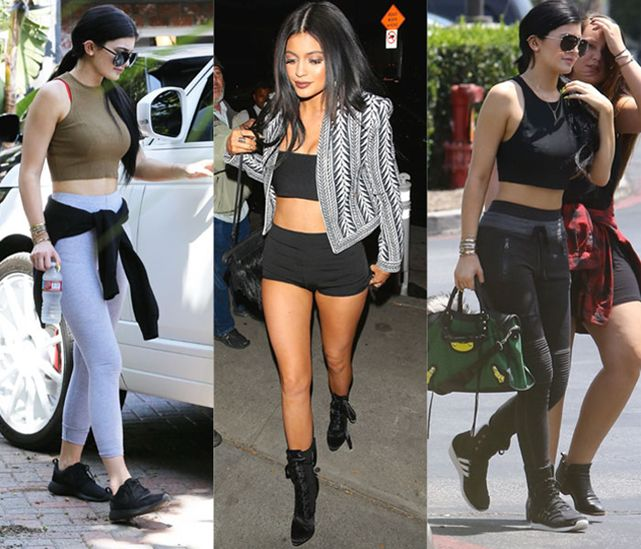 Steal Her Style Kylie Jenner Street Style