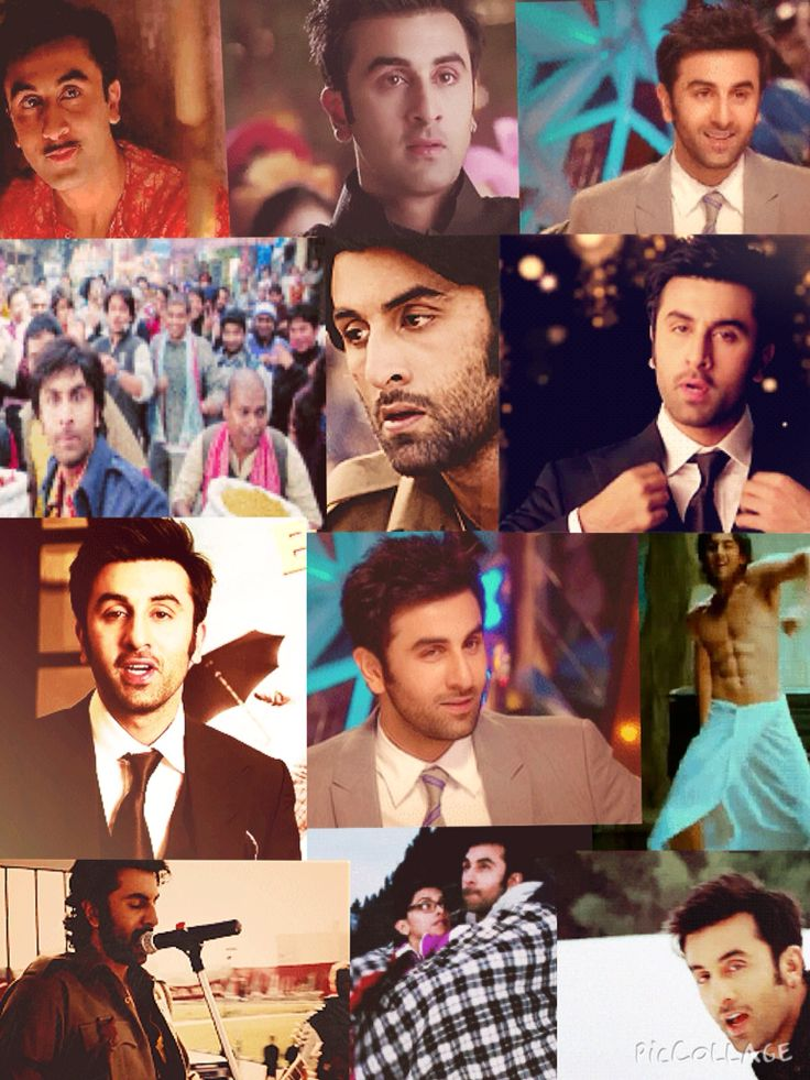 The Indian hottie...Ranbir Kapoor :*