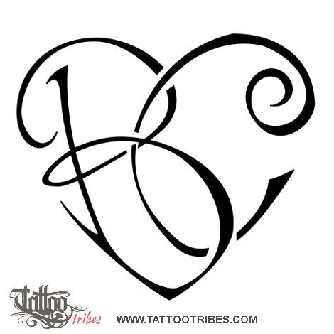 17 best ideas about letter b tattoo on pinterest flower for Gilded heart tattoo