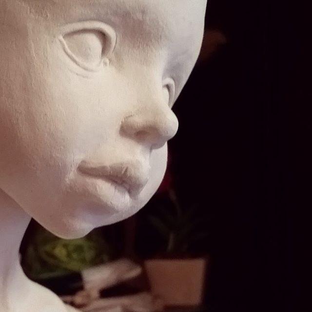 Немного новенькой девчонки.... #ириначерепанова #irinacherepanova #dolls #doll #artdoll