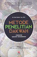 METODE PENELITIAN DAKWAH PENDEKATAN KUALITATIF DAN KUANTITATIF – Dewi Sadiah