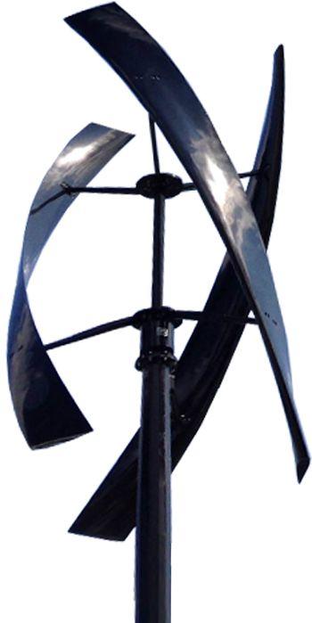 VisionAIR3 | Vertical Axis Wind Turbine, VAWT, Small Wind Turbine, Commercial Wind Turbine | UGE