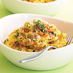 Caramelized Carrot Risotto Recipe | MyRecipes.com