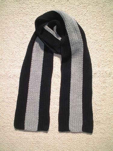 Amazing Men Knit Scarf Pattern Crest Knitting Pattern Ideas
