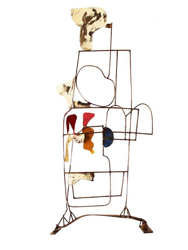 Jon Denaro - Hullness Of Cellular Survival - Sculpture
