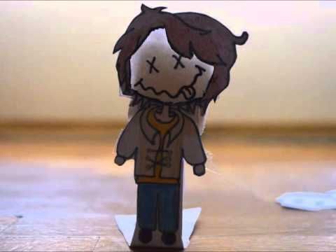 stop motion - feelings