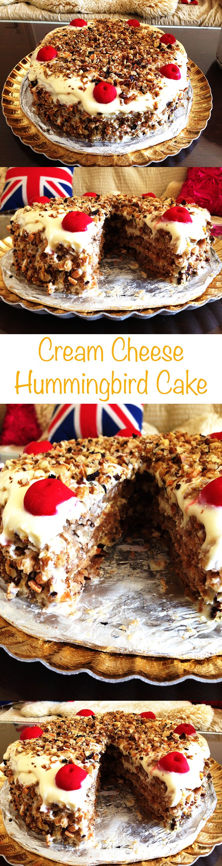 Hummingbird Cake Recipe with Cream Cheese Frosting - Better Baking BibleBetter Baking Bible