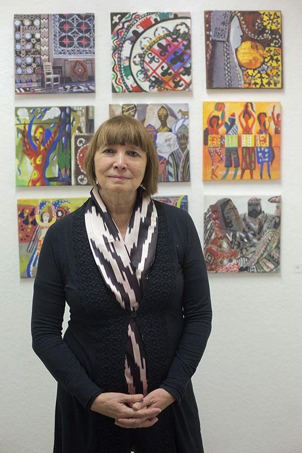Svetlana Tursunova
