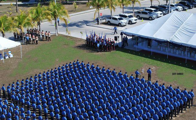 Honduras, Nación y Mundo: 557 nuevos miembros de la Policía nacional se grad...