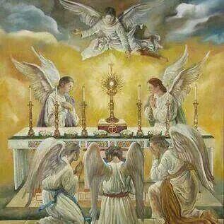 Coro angelical: