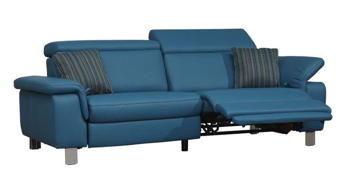 LAVA bank biedt u de ultieme zitsensatie met de verstelbare hoofdsteunen! In diverse Trendy kleuren! ACTIEPRIJS VANAF: € 1.455,-