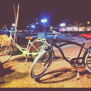 Αγαπημένες Νυχτερινές Ποδηλατοβόλτες